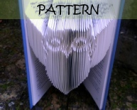 Advanced book folding patterns