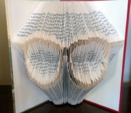 Folded Book Art Spectacles